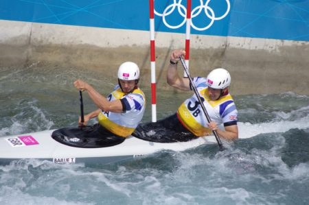 team GB watersports and languages